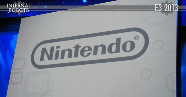 E3 2013 @ Nintendo