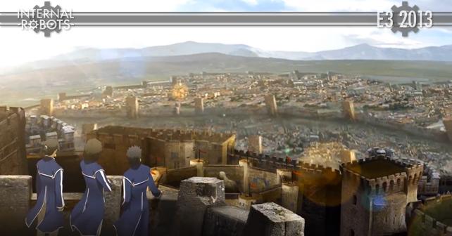 E3 2013: Shin Megami Tensei IV Trailer