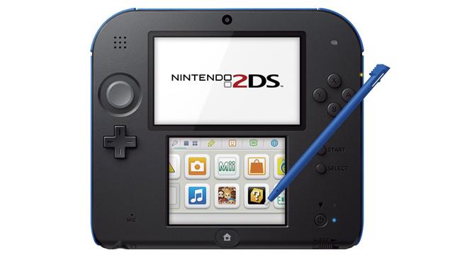 Nintendo Announces 2DS, Wii U Price Drop, Fall Lineup