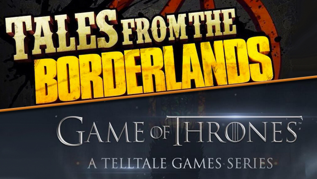 Telltale Announce 'Game of Thrones' and 'Borderlands' Games