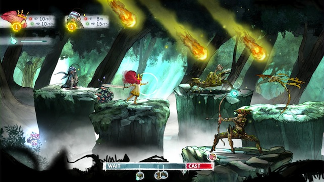 Child of Light Trailer & Release Date