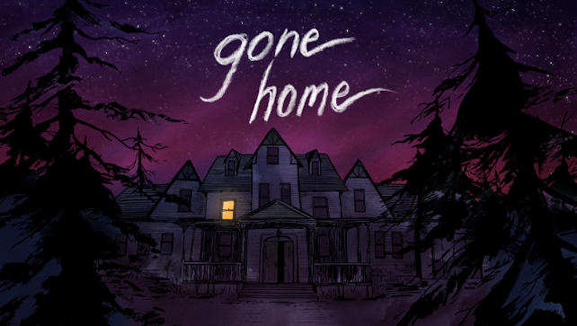 Gone Home Console Release Announcement