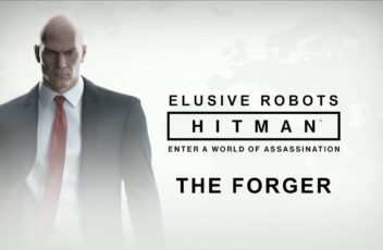 Elusive-Robots-Hitman-Elusive-Target-The-Forger