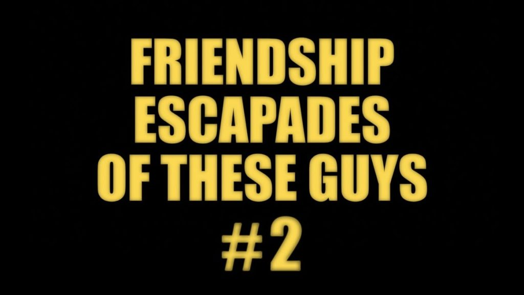 Friendship Escapades Of These Guys: A Way Out Playthrough - Part 2