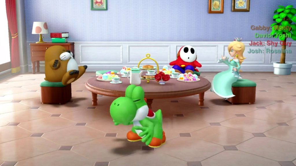 Super Mario Party Super Party